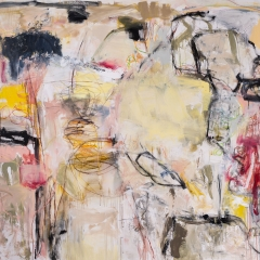 Untitled - Collaborative Painting #1 with Diane Goldstein
